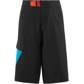 Cube Junior Shorts black'n'blue'n'white